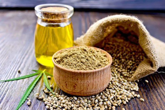 What Are The Benefits Of Hemp Oil?