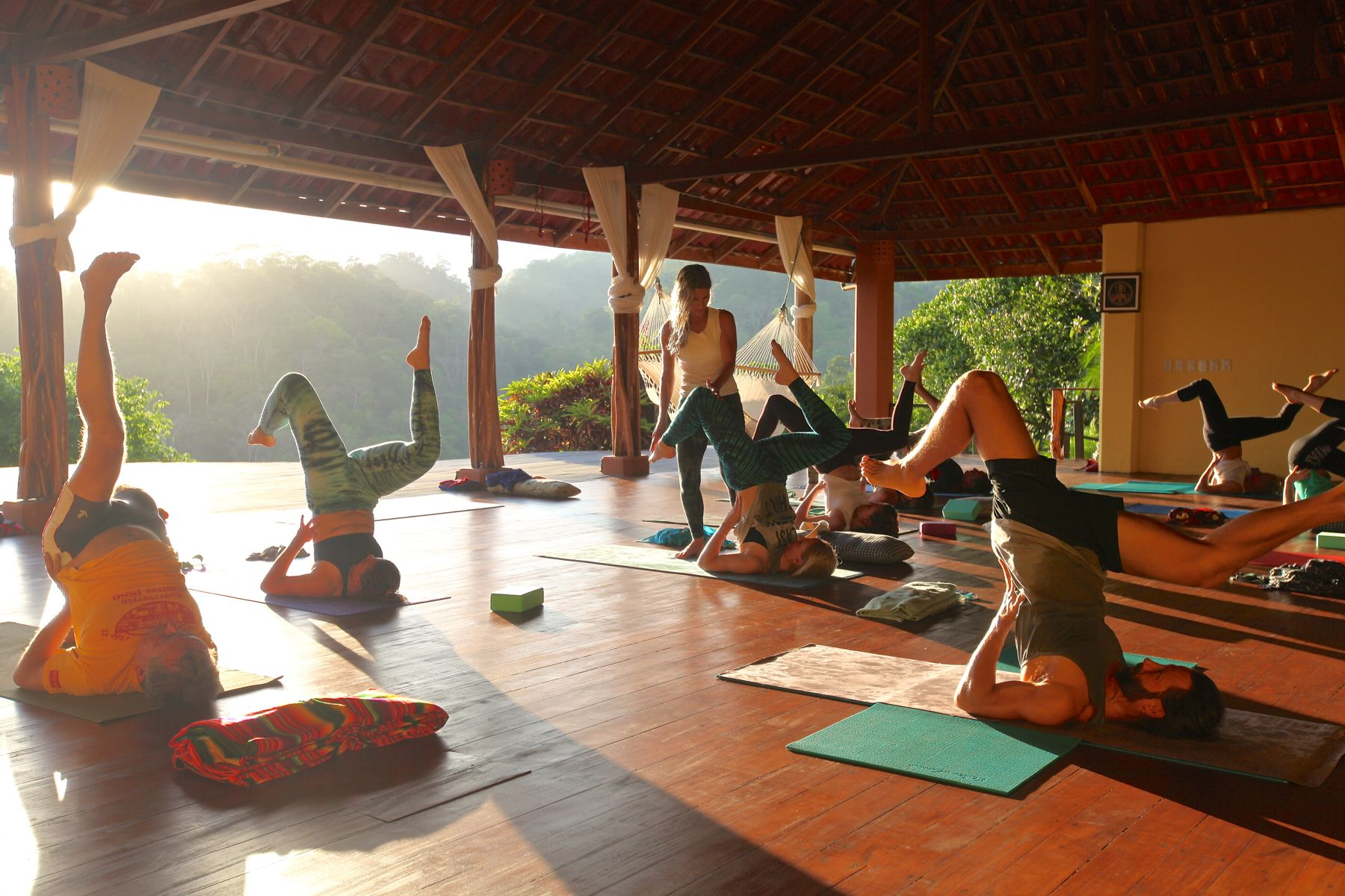 How Yoga Practice Can Make You Fit And Healthy?