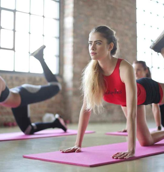 Why Most People Choose The Online Practice Of Pilate Exercises