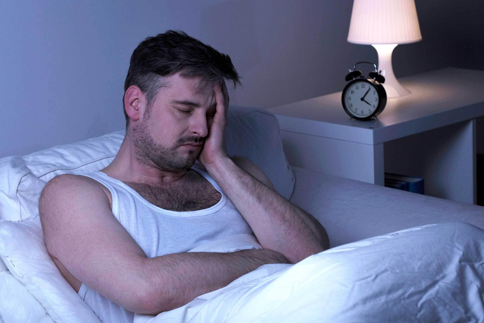 How To Find Out You Are Suffering From Insomnia?
